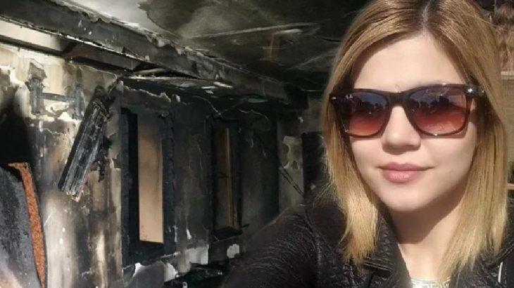 Nazilli'de kadın cinayeti: Ateşe verilen evde yanarak hayatını kaybetti