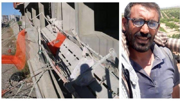 Gaziantep Nizip'te iş cinayeti!