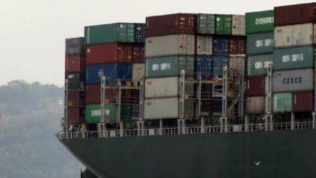 Boğaz gemi geçişlerine kapatıldı
