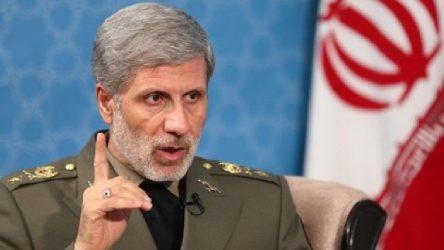 General Hatemi: ABD terörü karşısında bütün dünya sorumludur
