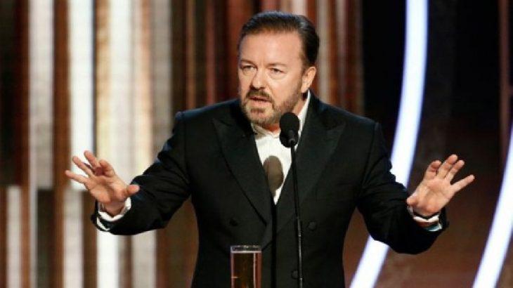 Altın Küre Ödülleri:'Ödülünüzü alın, tanrıya ve menajerinize teşekkür edin ve s....r olup gidin'