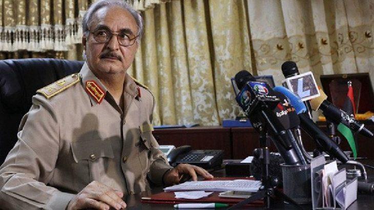 Hafter güçleri: Sirte limanını ve Saadi üssünü ele geçirdik