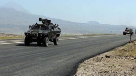 Hakkari'de bazı alanlar 'güvenlik bölgesi' ilan edildi