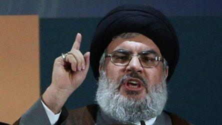 Nasrallah'tan İsrail'e: Bombalarsanız bizler de bombalarız
