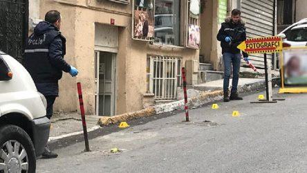 HDP bürosuna silahla saldıran şahıs'çevreyi rahatsız etmek'ten tutuklandı