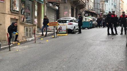 HDP İstanbul binasına saldırı: 7 el ateş etti
