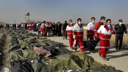 İran Devrim Muhafızları'ndan'Ukrayna uçağı' açıklaması