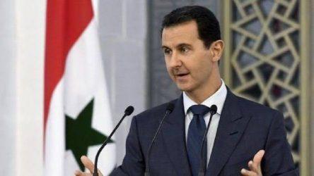 Esad: Süleymani'nin terörle mücadelede verdiği desteği unutmayacağız