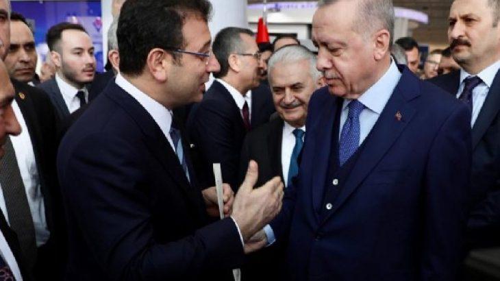 İmamoğlu'ndan Erdoğan'a: Lütfen bizi dinlesin, biz ona yanlış yaptırmayız