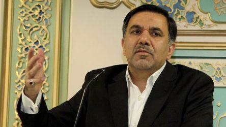 İran Ulaştırma Bakanı İslami Ukrayna'da