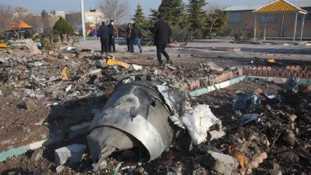 İran'dan Ukrayna uçağı açıklaması