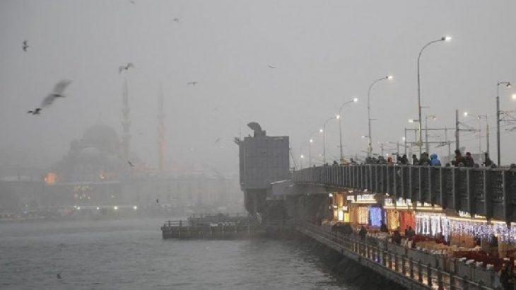 İstanbul'da hava kirliliği alarmı: Asit yağmuru bekleniyor