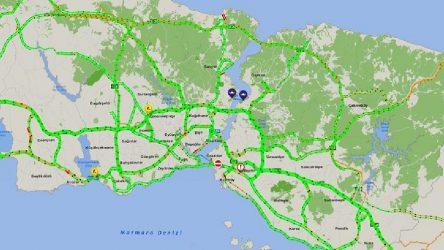 İstanbul'da yollar bomboş
