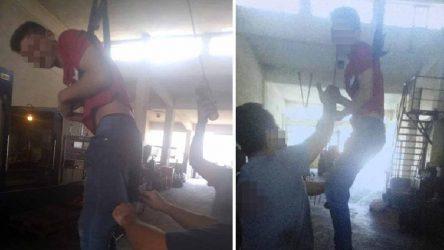 Konya'da çocuk işçilere işkence yapan patronlar itiraz üzerine tutuklandı