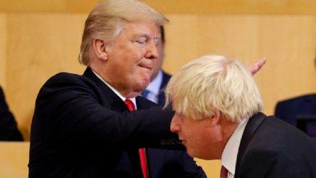 'Johnson, Trump'ın kucak köpeği olmak istemiyor'