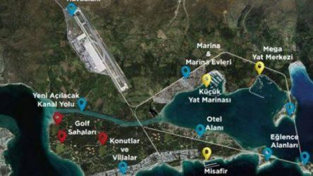 Kanal Çeşme'de 'acele kamulaştırma'nın arkasından Suudi projesi çıktı