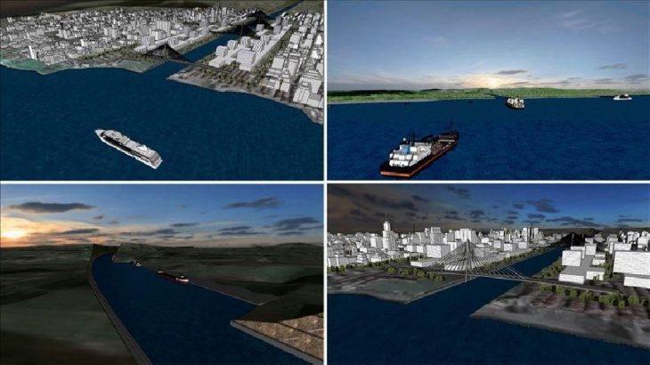 Kanal İstanbul protokolünün iptali davası reddedildi