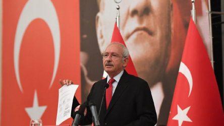 Kılıçdaroğlu, 'Eğitim Çalıştayı'nda konuştu