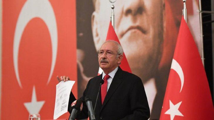 Kılıçdaroğlu,'Eğitim Çalıştayı'nda konuştu