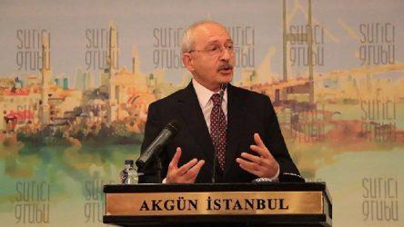 Kılıçdaroğlu'siyasi polemiklerden uzak durmaya' çağırdı