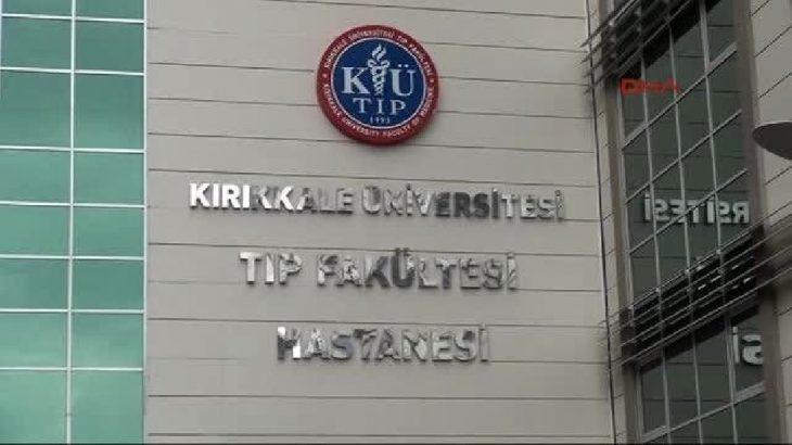 Kırıkkale Üniversitesi Tıp Fakültesi Hastanesi'nde skandal! 'Yanlış iğne' 36 kişiyi kör etti