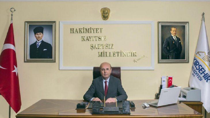 Kırşehir'de AKP kıyağı: Neredeyse 29 tane başkan yardımcımız varmış