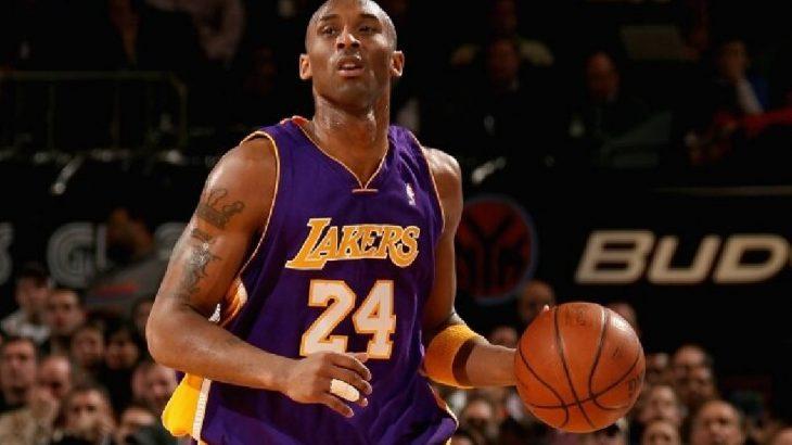 Kobe Bryant helikopter kazası sonucu hayatını kaybetti