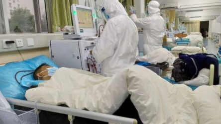 Virüs Almanya'ya sıçradı