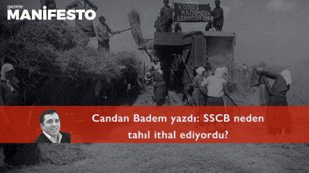 SSCB neden tahıl ithal ediyordu?
