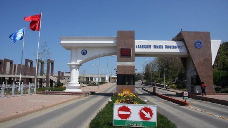 Karadeniz Teknik Üniversitesi 'aile şirketi'ne döndü