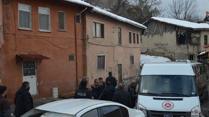 Kütahya'da bir evde çürümüş ceset bulundu