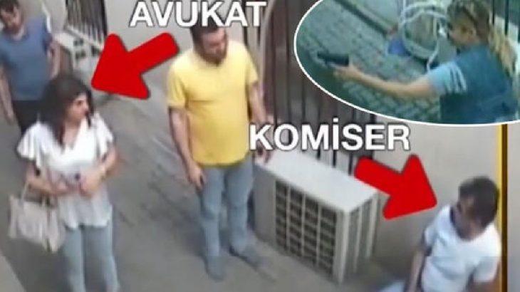 Kadın avukata'Alevi misin' deyip şiddet uygulayan komisere ceza indirimi