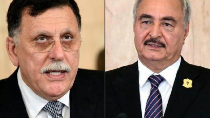 Cezayir ve Fransa'dan Libya'daki ateşkese destek açıklaması