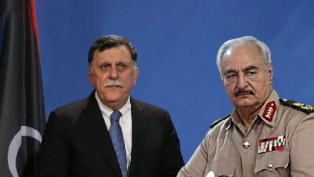 Libya ateşkes görüşmeleri: Serrac, Hafter ile görüşmeyi reddetti