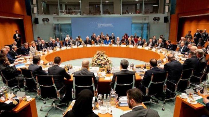 Libya Konferansı sona erdi