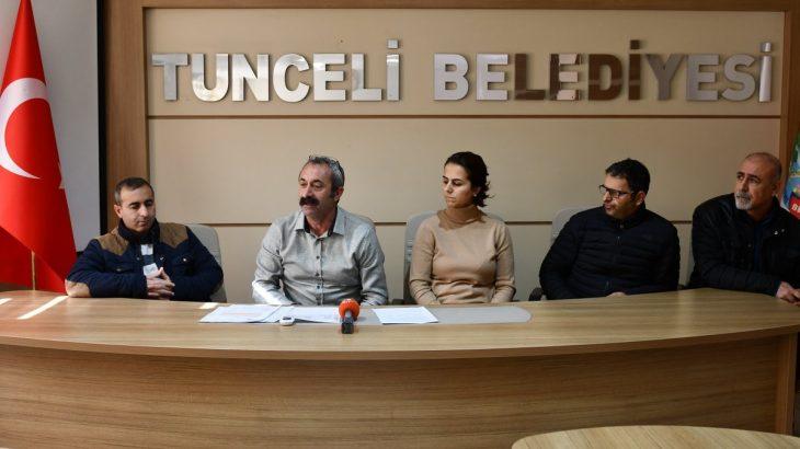 Maçoğlu: Belediyeyi kamu hizmeti veremez hale getirme çabaları var