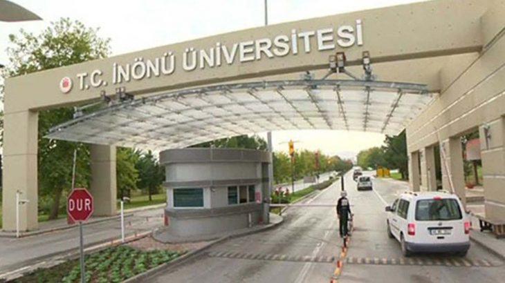 Malatya'da bulunan İnönü Üniversitesi sınav derdinde