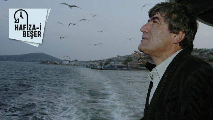 19 Ocak 2007: Gazeteci Hrant Dink öldürüldü