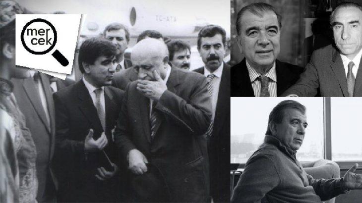MERCEK | Enver Altaylı: MİT'ten MHP'ye, FETÖ'den CIA'ya uzanan karanlık ilişkiler