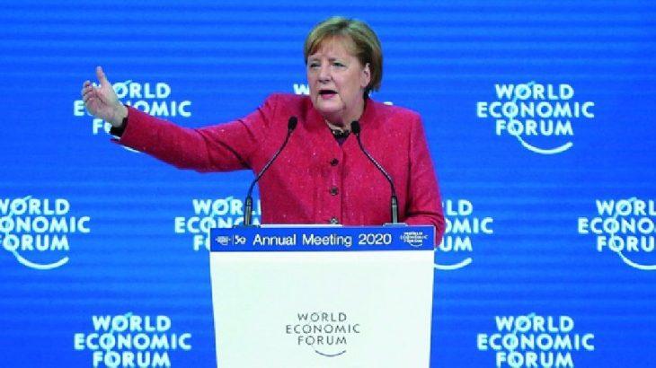 Merkel: Libya'nın Suriye olmasına izin vermemeliyiz