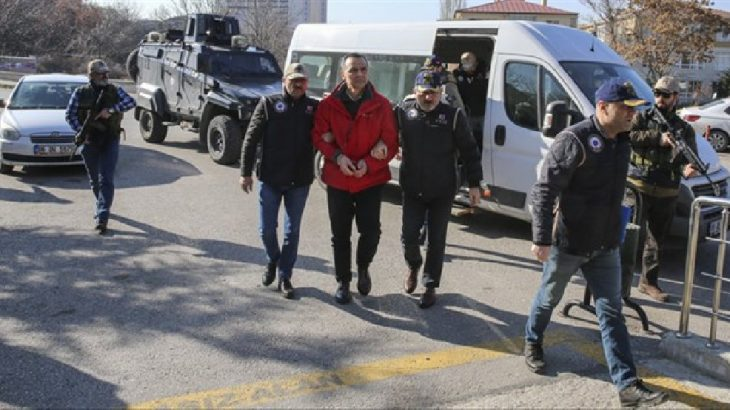 Metin İyidil tahliyesine itiraz üzerine tutuklandı