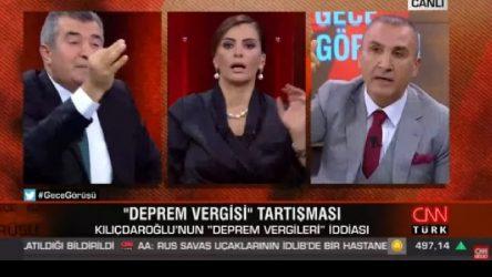 VİDEO   CNN Türk'te seviye: 'Kötü kayarım'