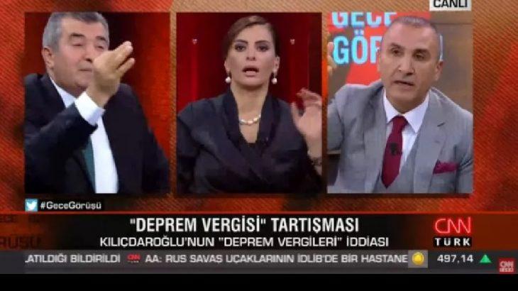 VİDEO | CNN Türk'te seviye: 'Kötü kayarım'