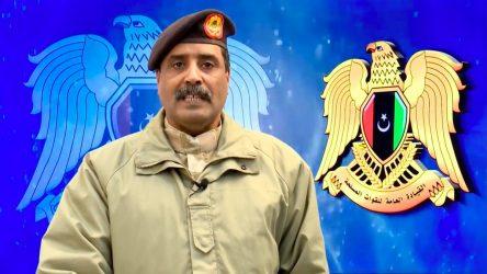Libya Ulusal Ordusu ateşkes çağrısını kabul etti