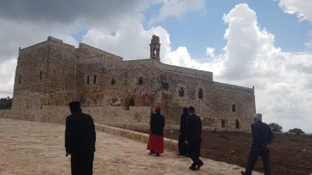 Mor Yakup Kilisesi rahibi gözaltına alındı