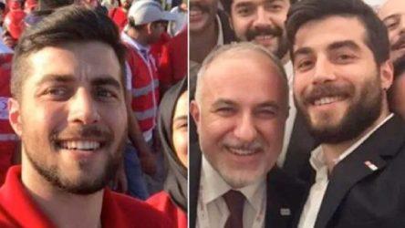 Kızılay Başkanı, oğlunu da kurumda 'genel başkan yardımcısı' yapmış!