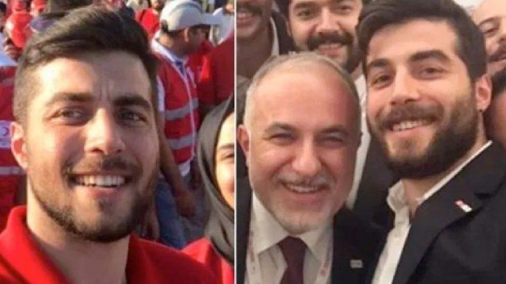 Kızılay Başkanı, oğlunu da kurumda'genel başkan yardımcısı' yapmış!
