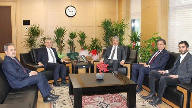 AKP'den yeni YSK Başkanına 'hayırlı olsun' ziyareti