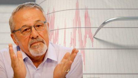 Prof. Dr. Görür: Bu deprem büyük depremi beklediğimiz fayın üzerinde