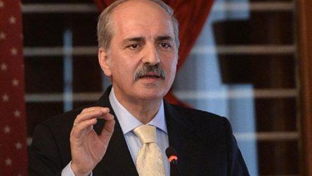 AKP'li Kurtulmuş'tan 'yeni anayasa' açıklaması